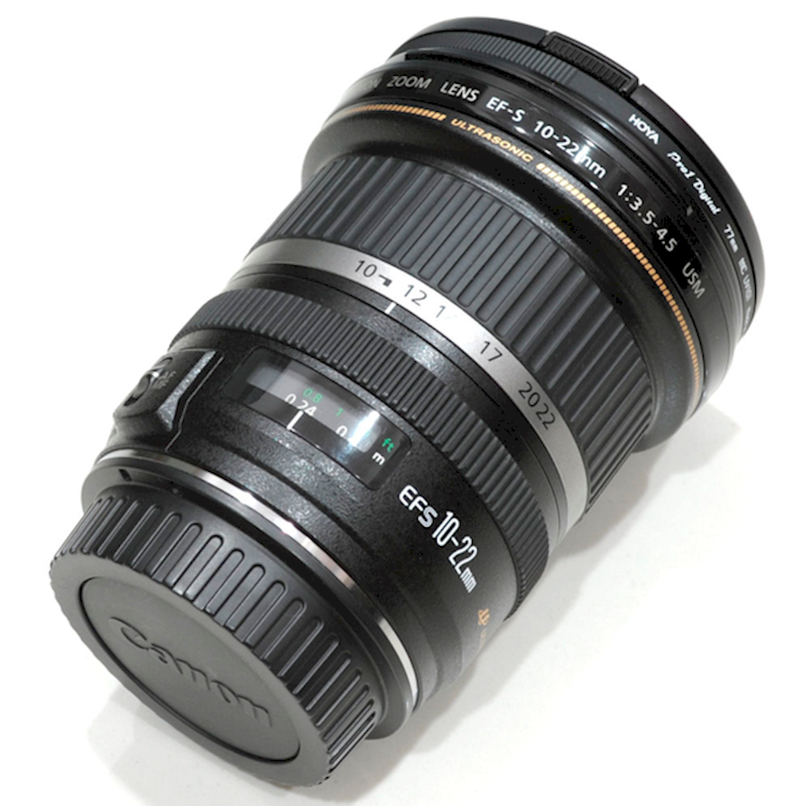 Rent a Canon EF-S 10-22mm F/3.5-4.5 EF USM in Reusel from Toon