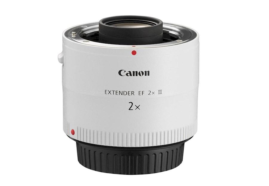 Rent Canon EF 2x Extender III from Martijn