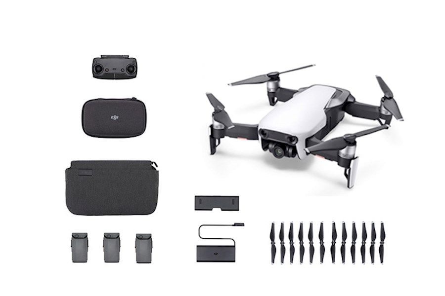 Rent a DJI Mavic air fly more combo in Dordrecht from Irwin