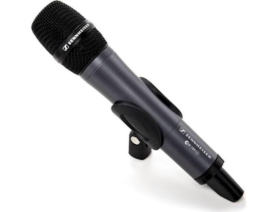 Rent a Sennheiser ew 145 g3 draadloze microfoon in Helmond from JM-LIGHT