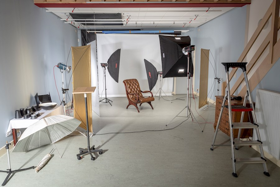 Rent Fotostudio from Alidoor