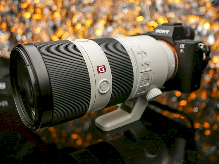 Rent a SONY FE 70-200MM F/2.8 GM OSS (SEL70200GM.SYX) in Eindhoven from FIT DUTCHIES