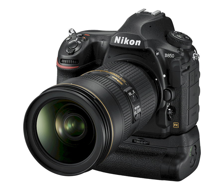 Rent a Nikon D850 met grip in Amsterdam from Mart