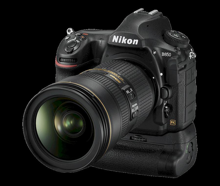 Huur een Nikon D850 met grip in Amsterdam van Mart