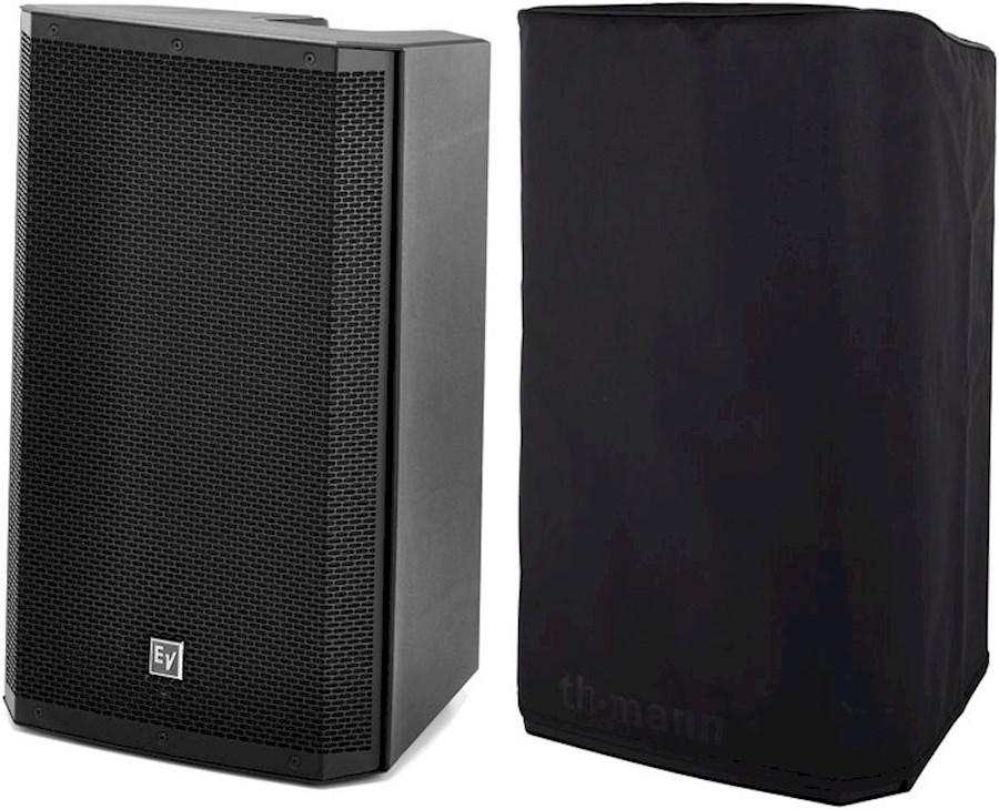 Huur 2 x Speakers EV-ZLX 15... van Michel
