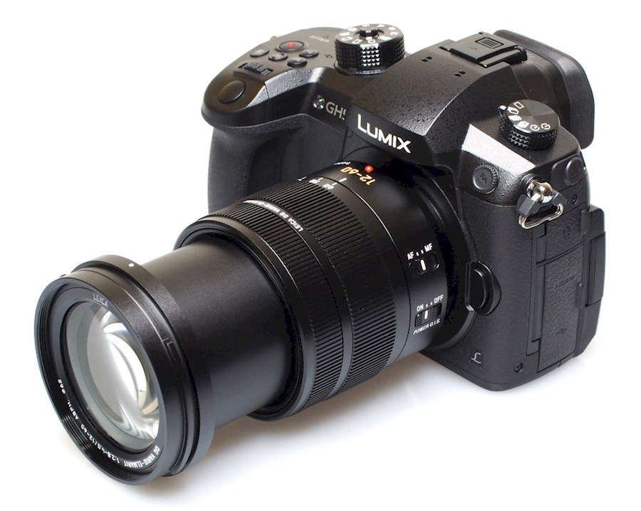 Rent a Panasonic Lumix GH5 Body in Almere from Tim