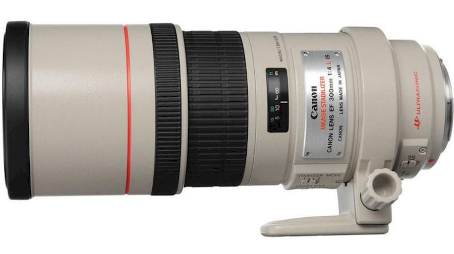 Louez Canon EF 300mm F4.0 L ... de Bart