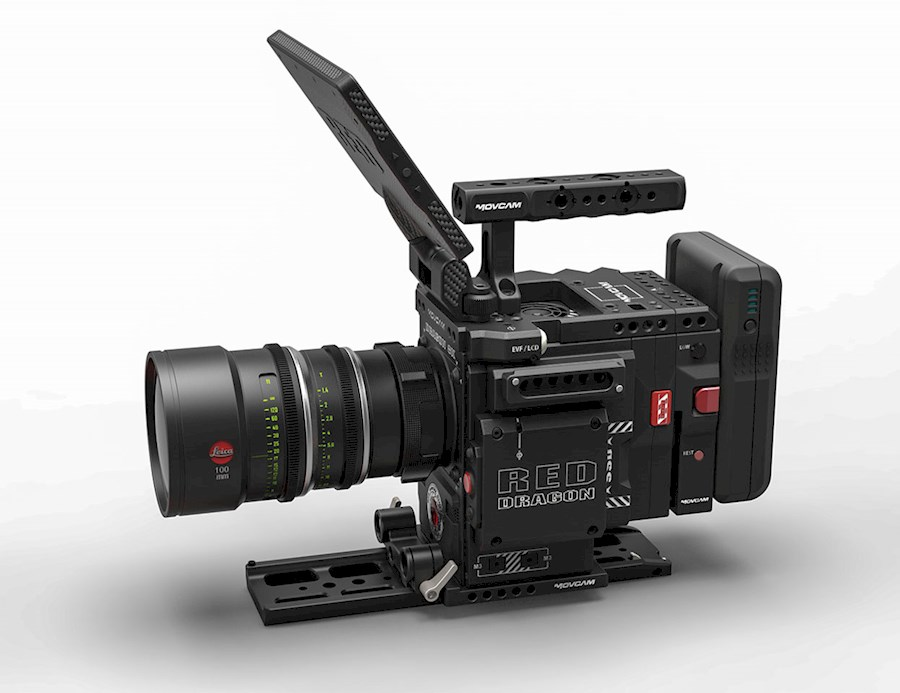 Rent a RED Epic Dragon Incl Case en  Sigma Lens in Den Haag from Gerwin