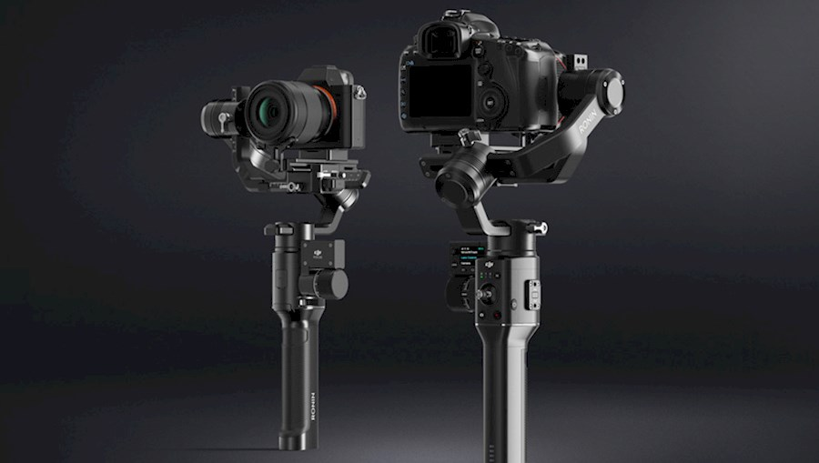 Rent DJI Ronin S from Nicole
