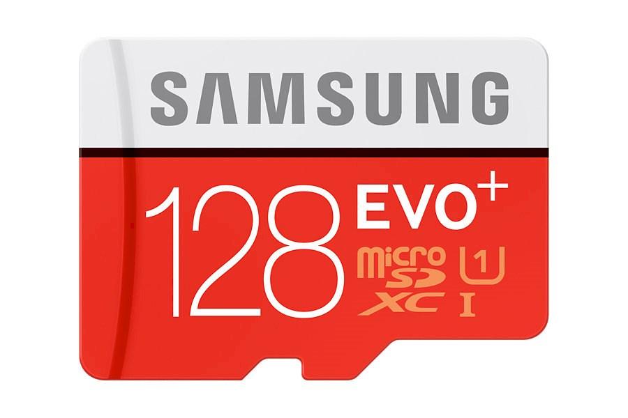 Huur Samsung MicroSDXC EVO ... van Diogo