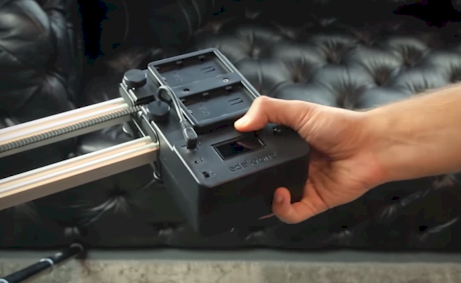 Rent a EDELKRONE SLIDER PLUS (pan & slide module incl) in Boom from Tim
