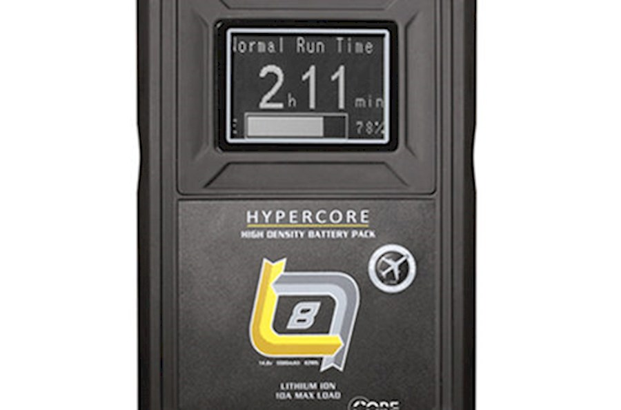 Rent a Hypercore V-Lock battery kit (2PCS + Charger) in Boom from Tim