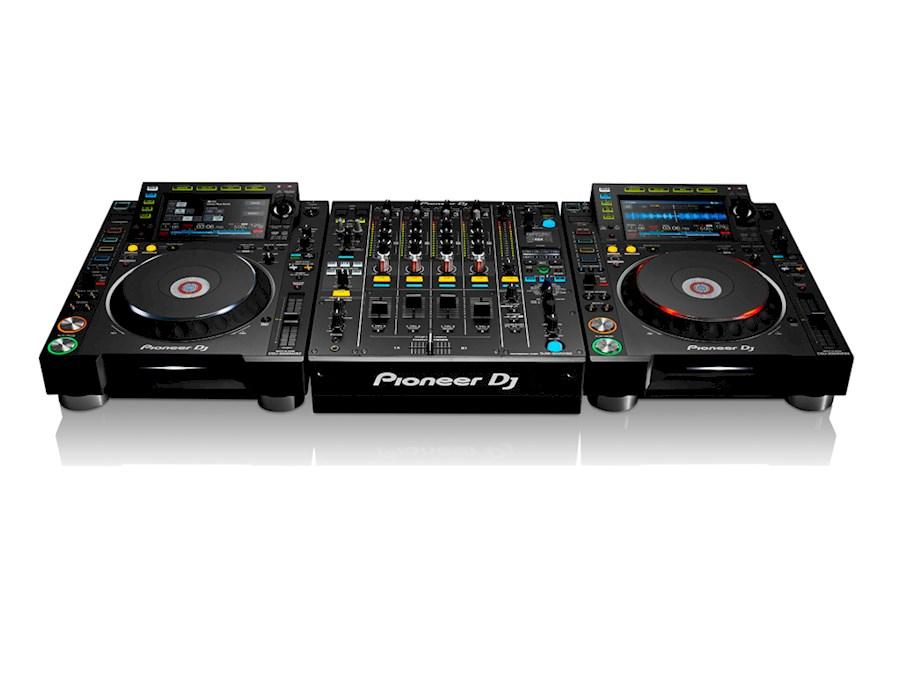 Party sound set (pioneer CDJ DJM - JBL)