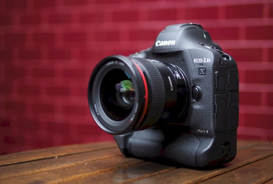 Huur Canon 1DX Mark II van Stephen