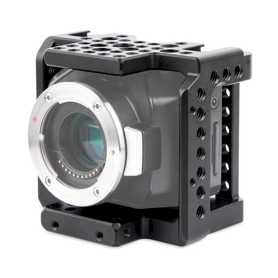 Rent a Blackmagic Micro Cinema Camera (MFT) + Speedbooster in Nijmegen from Renze