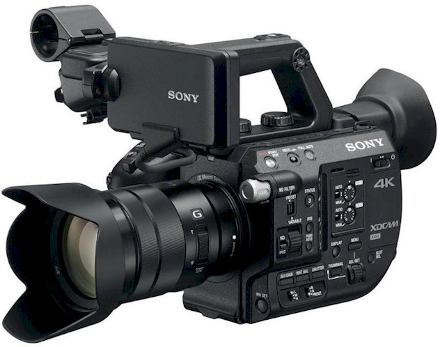 Rent a SONY FS5 MKII Pakket in Boom from Tim