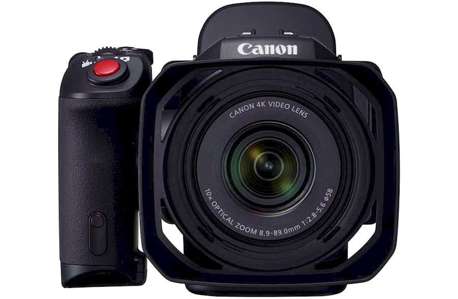 Rent a Canon xc10 camcorder zonder cfastkaart +microfoon Rode merk in Dordrecht from Saloua