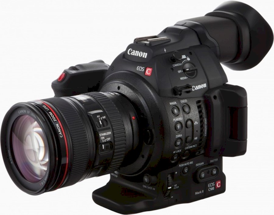 Rent a Canon C100MKII in Arnhem from Peter
