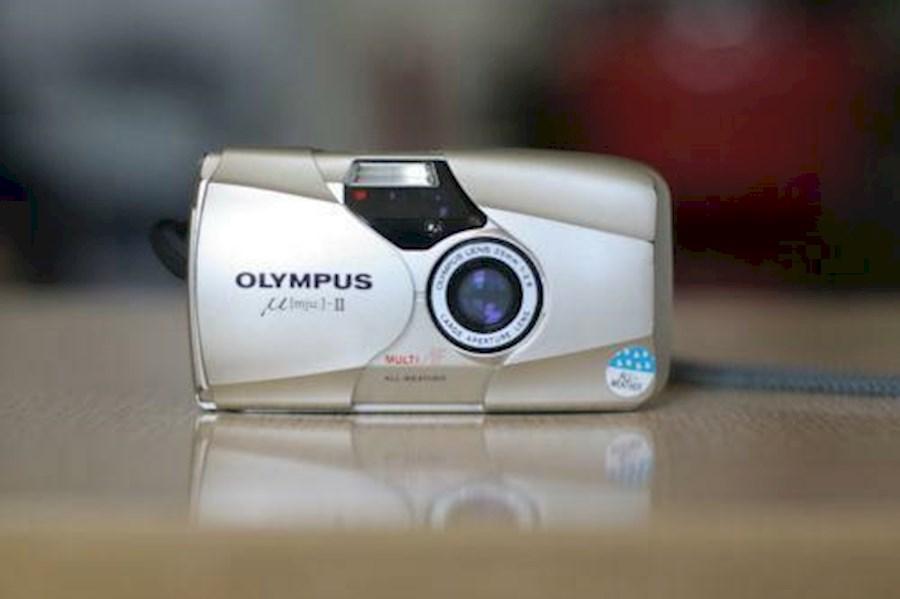 Rent a Olympus mju ii in Utrecht from Lea