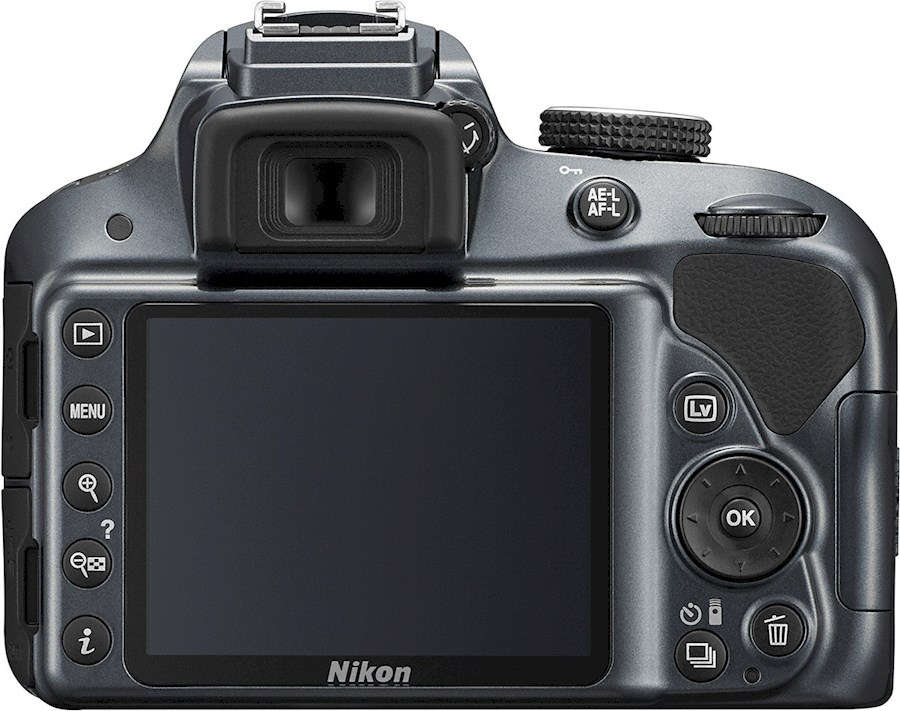 Rent a Nikon D3300 body in Eindhoven from Remco