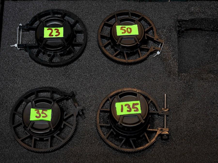 Huur een Cinelenzen Set - M42-M43 in Geertruidenberg van Daan