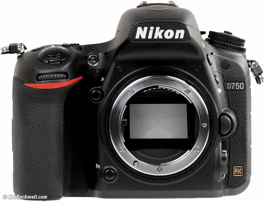 Huur Nikon D-750 van Pieter