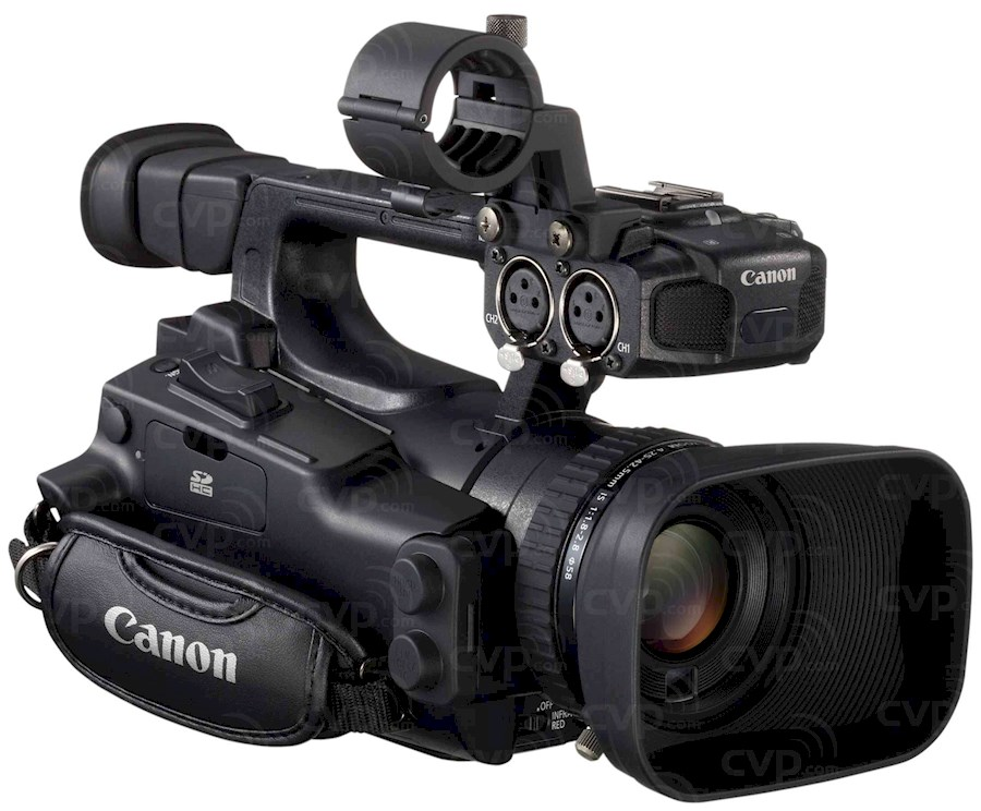 Rent a Canon XF105 in Lanklaar from Frederickx, Daniel