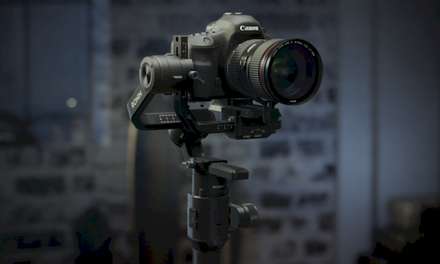 Rent a DJI Ronin S in Didam from Luc