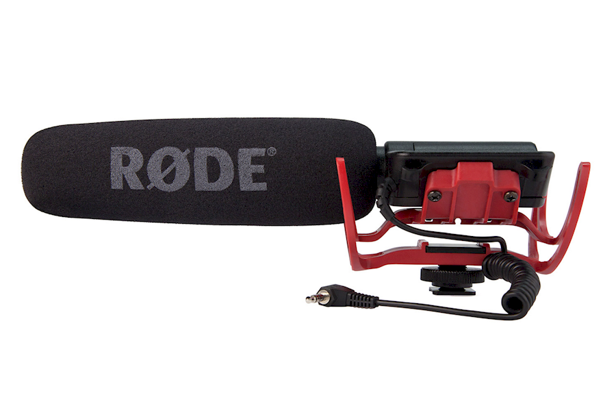 Rent a Rode Microfoon DSLR in Didam from Luc