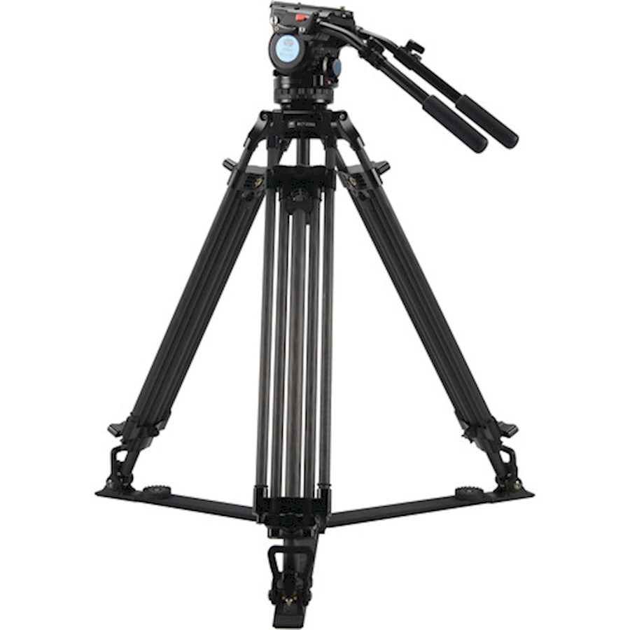 Rent a Sirui BCT-2203 Carbon Fiber Tripod & BCH-20 Video Head Bundle in Almere from TSE IMAGING B.V.
