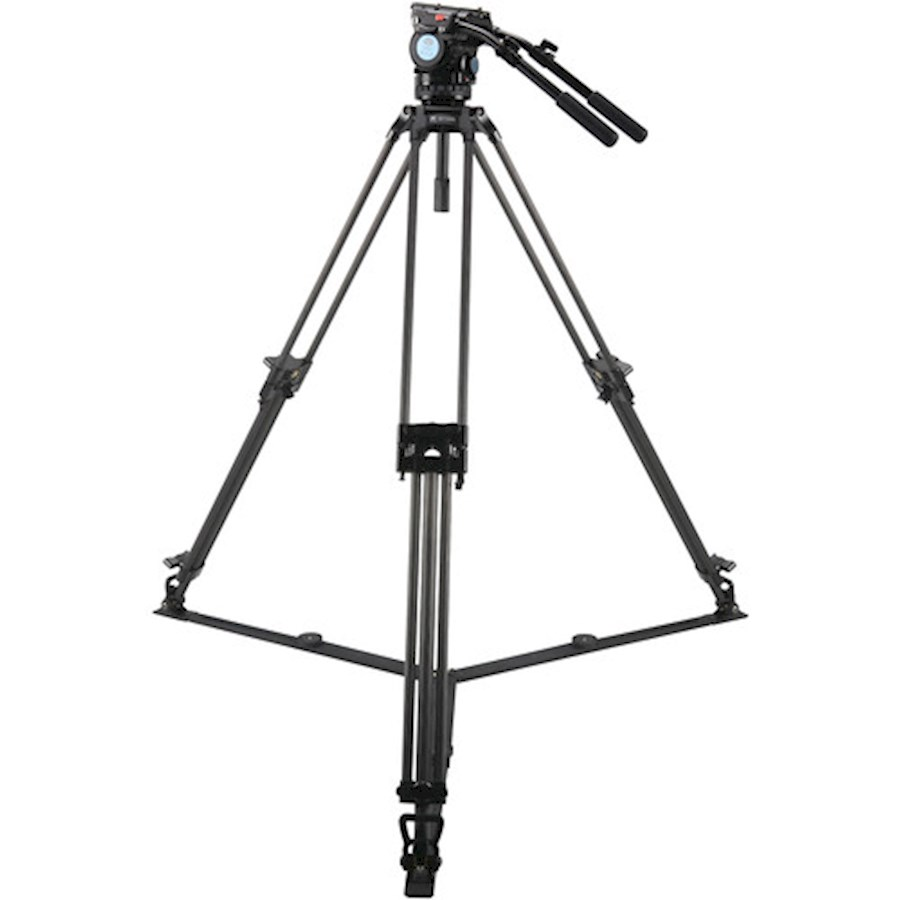 Rent a Sirui BCT-2203 Carbon Fiber Tripod & BCH-20 Video Head Bundle in Almere from TSE IMAGING B.V.