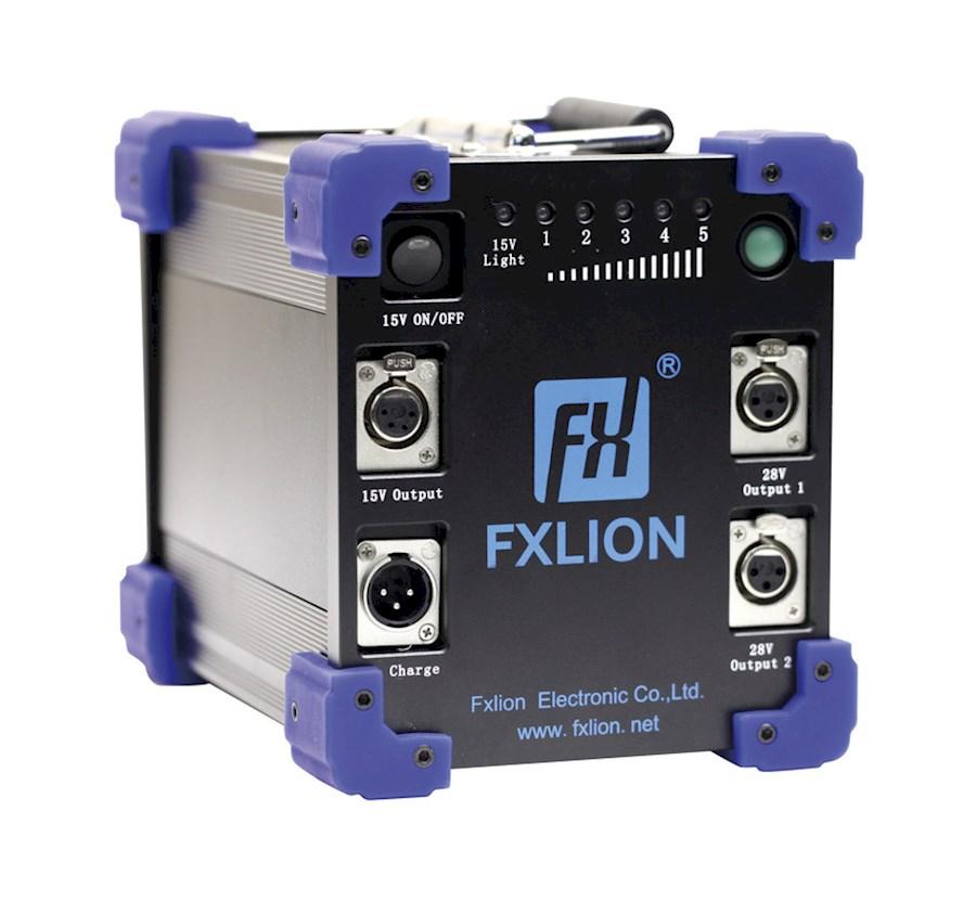 Huur een Fxlion FX-HP7224 Mega Battery 28V/24Ah/620Wh in Almere van TSE IMAGING B.V.