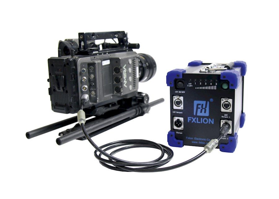 Rent a Fxlion FX-HP7224 Mega Battery 28V/24Ah/620Wh in Almere from TSE IMAGING B.V.