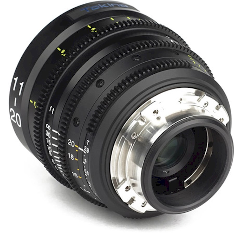 Rent a Tokina Cinema ATX 11-20mm T2.9 Wide-Angle Zoom Lens (EF Mount) in Almere from TSE IMAGING B.V.