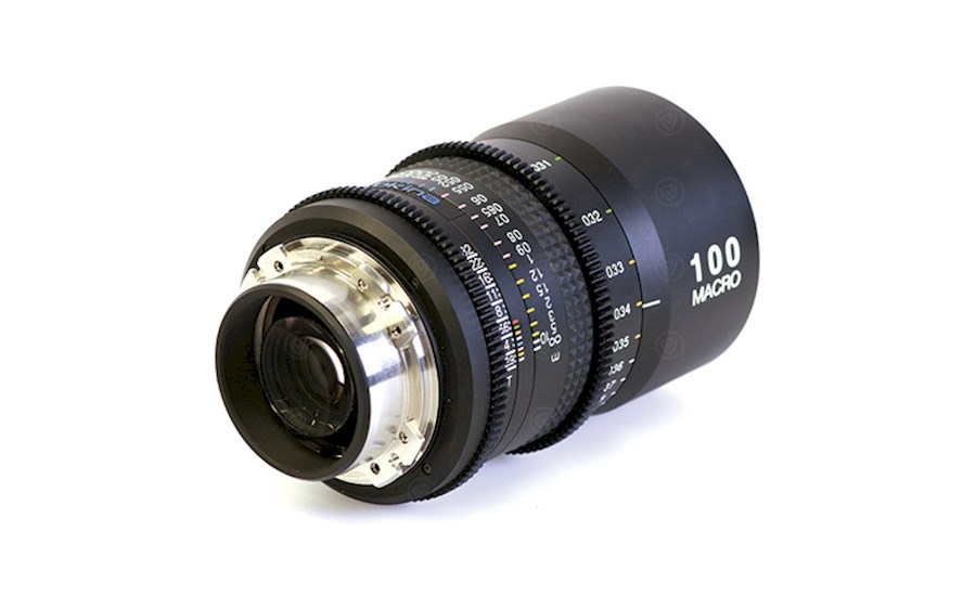 Rent a TOKINA CINEMA ATX 100mm T2.9 MACRO LENS (PL MOUNT) in Almere from TSE IMAGING B.V.