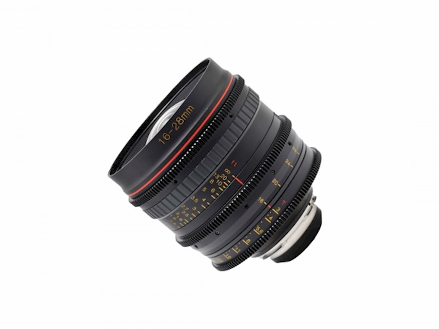 Rent a TOKINA CINEMA ATX 16-28mm T3 WIDEANGLE ZOOM LENS (EF MOUNT) in Almere from TSE IMAGING B.V.
