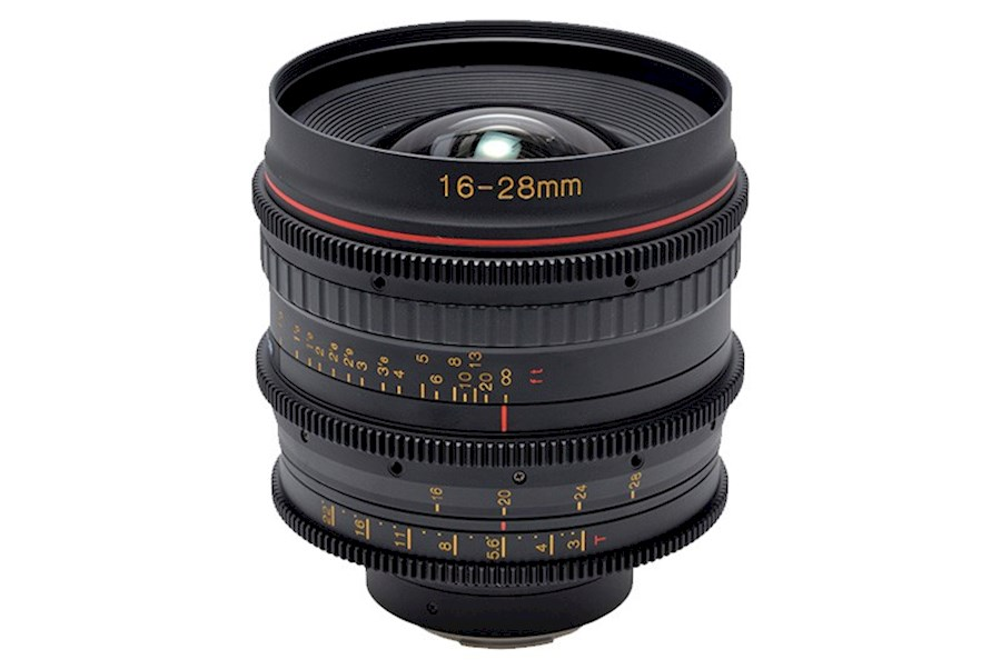 Rent a TOKINA CINEMA ATX 16-28mm T3 WIDEANGLE ZOOM LENS (E MOUNT) in Almere from TSE IMAGING B.V.