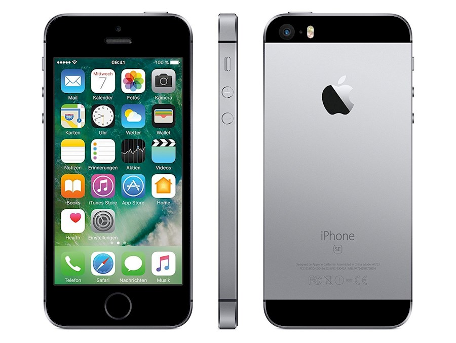 Rent Apple iPhone SE 16GB from MACCA