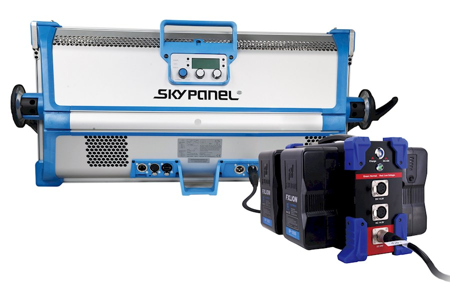 Rent a FxLion SkyPower Kit FX-24K250 in Almere from TSE IMAGING B.V.
