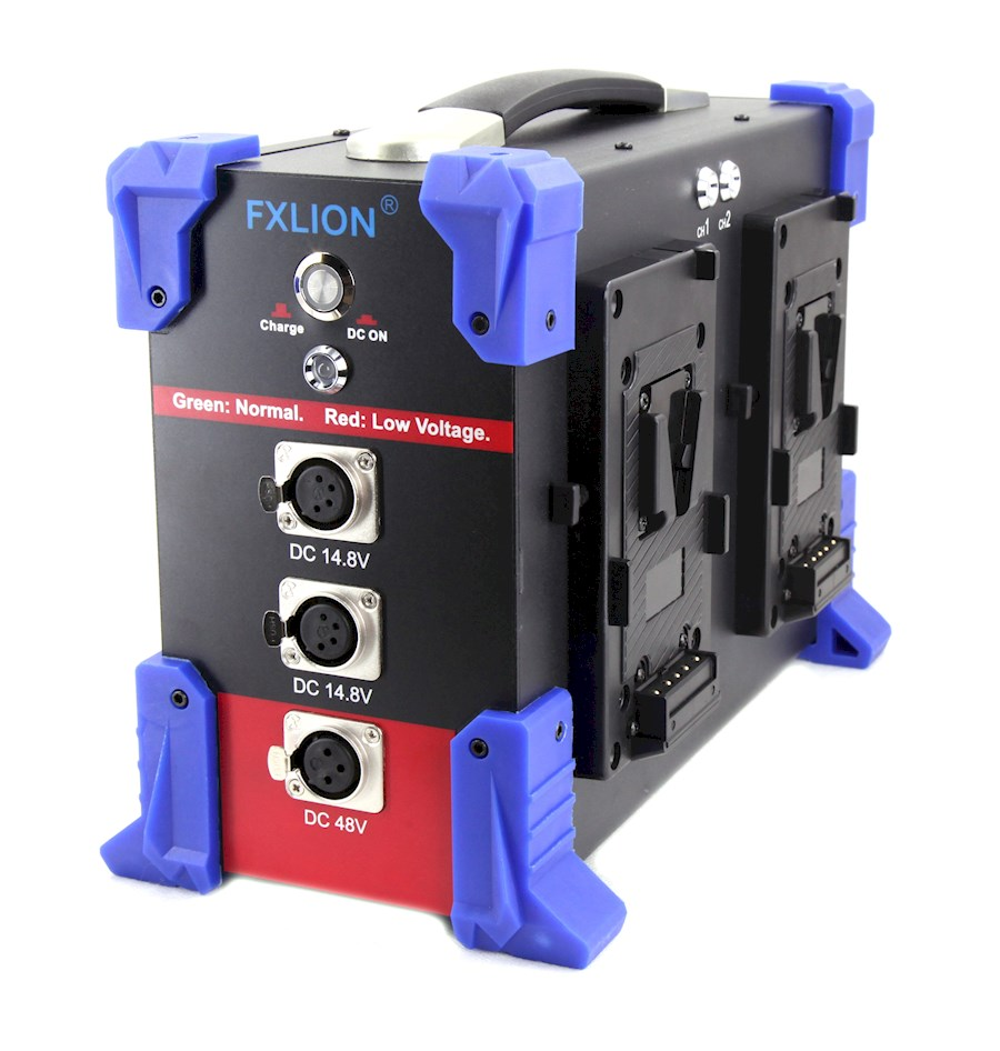 Rent a FxLion SkyPower Kit FX-48K250 in Almere from TSE IMAGING B.V.