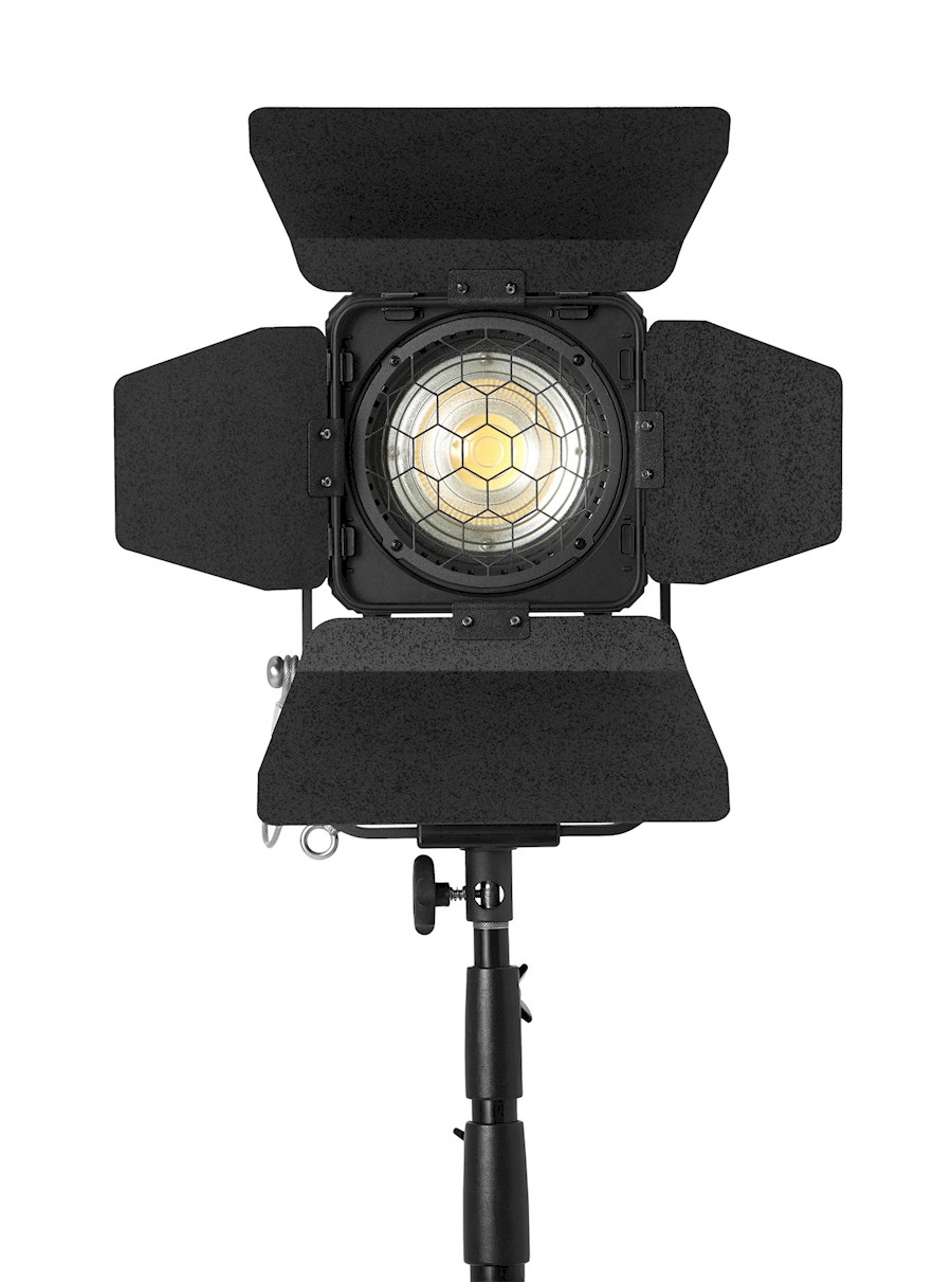 Rent a LEDGO D1200 FRESNEL LED LIGHT in Almere from TSE IMAGING B.V.