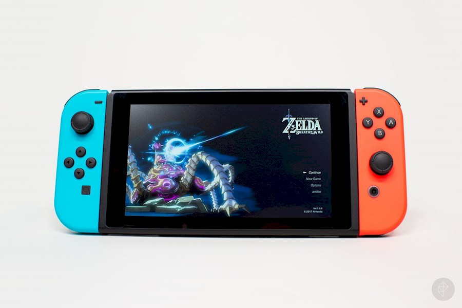 Rent a Nintendo Switch in Den Haag from Mik