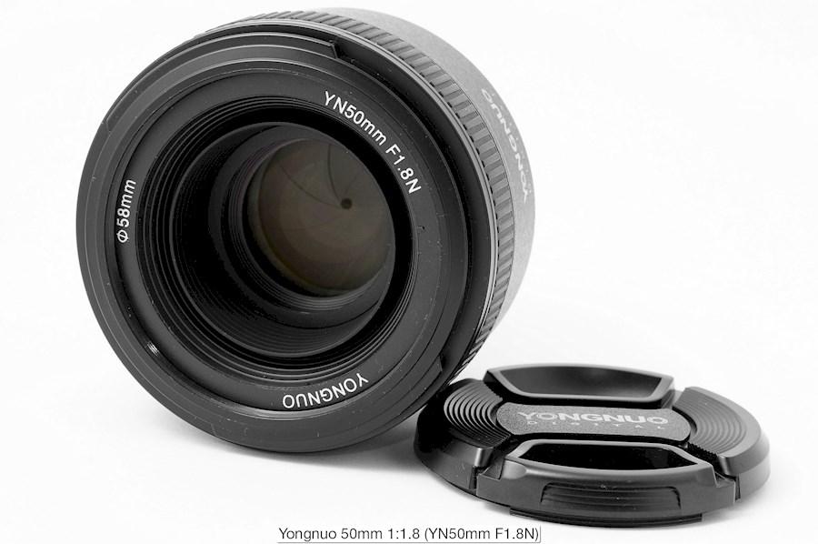 Louez Nikon Yongnuo 50mm f/1.8 de QUAKKELAAR FOTOGRAFIE