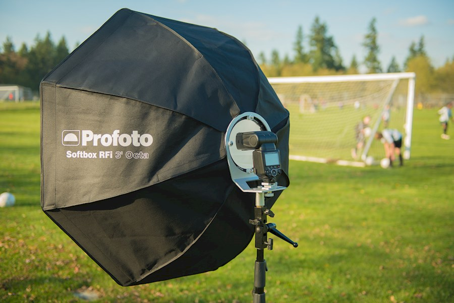 Rent Profoto Softbox RFi 3'... from Frank