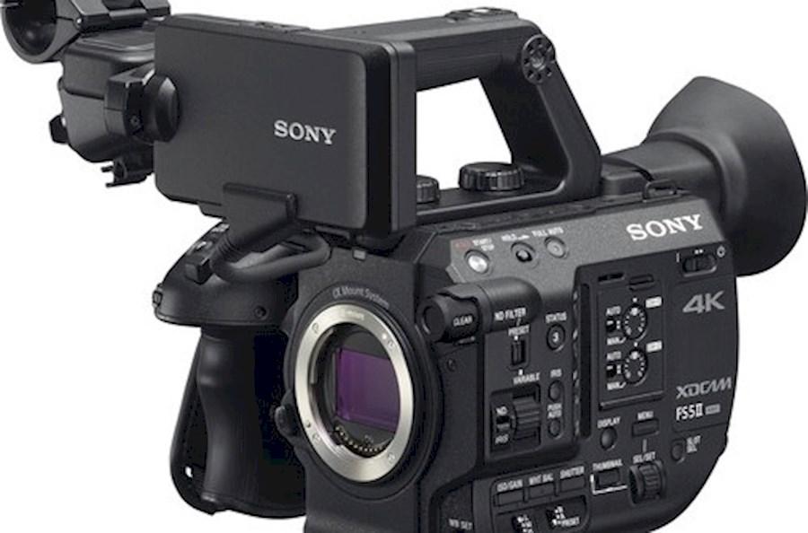 Rent a SONY FS5 MARK II/  PXW-FSM2 Cine Camera in Almere from Daniel