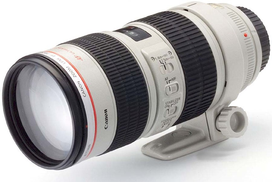 Rent Canon EF 70-200mm f/2.... from Sjoerd