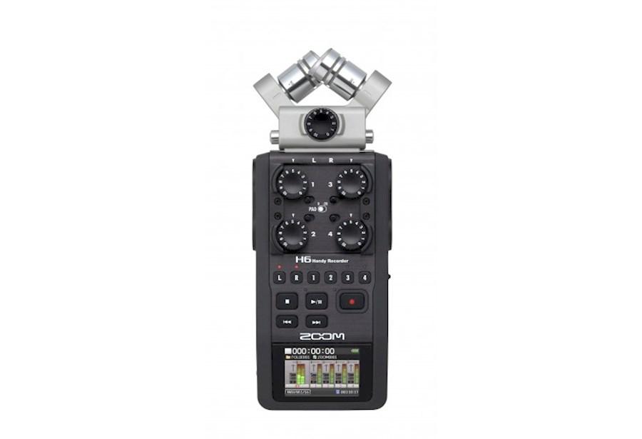 Rent Zoom H6 Recorder from Sjoerd
