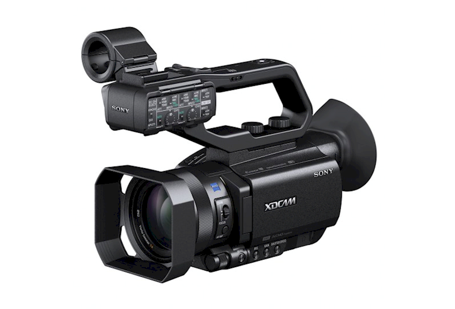 Rent Sony PXW-X70 4K Pro Ca... from VLOEMANS MEDIA