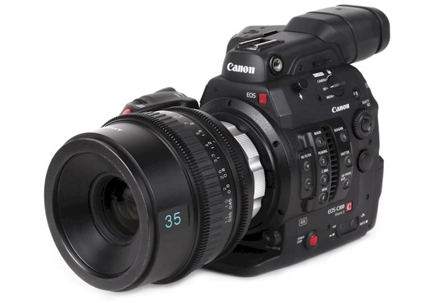 Louer un(e) Canon C300 II kit à Amsterdam de Daan