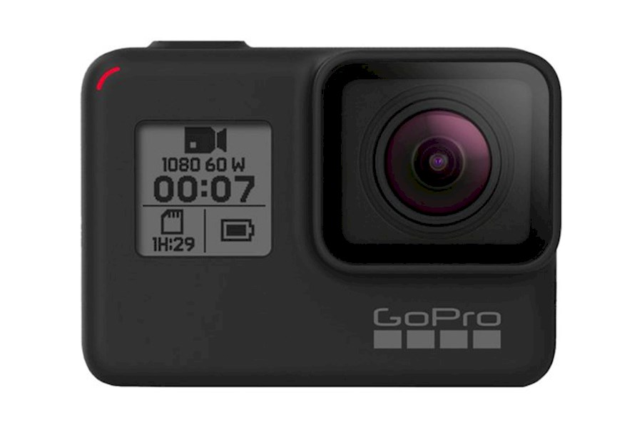 Rent a GoPro Hero 7 Black in Amsterdam from Yauheni